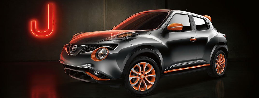 2017 nissan juke crossover release specs and msrp. Black Bedroom Furniture Sets. Home Design Ideas