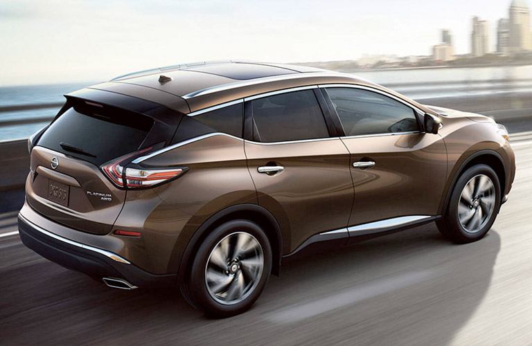 2017 nissan murano performance specs and off road model options. Black Bedroom Furniture Sets. Home Design Ideas