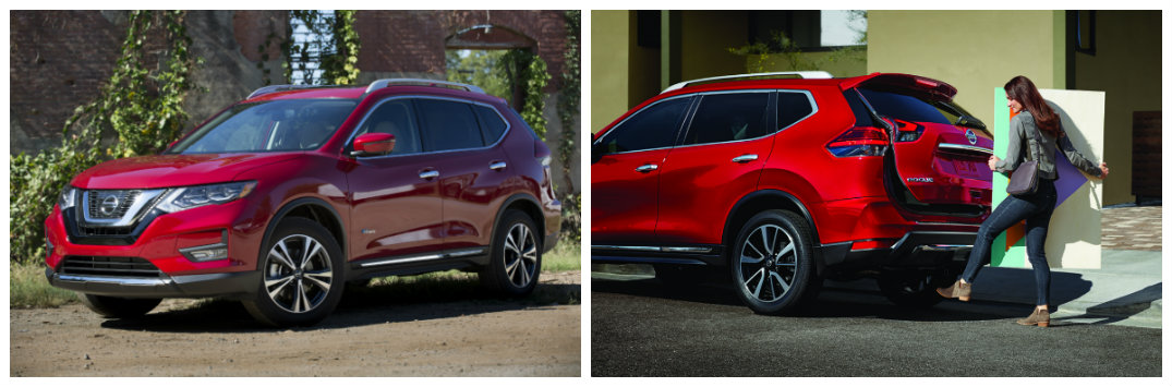 2017 Nissan Rogue Hybrid release date features and specs
