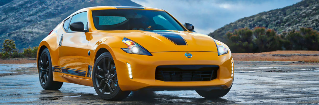 2018 Nissan 370Z Heritage Edition sports car specs release date