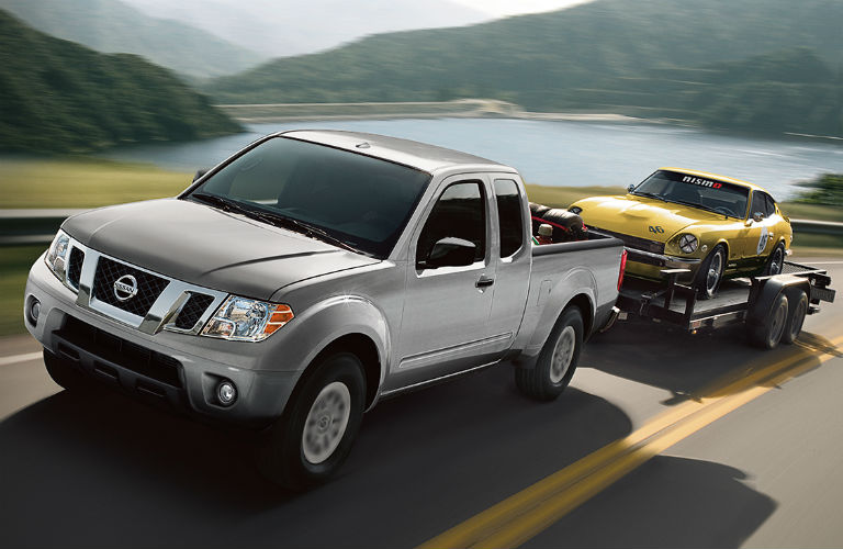 2017 Nissan Frontier Towing Capacity, Payload Capacity