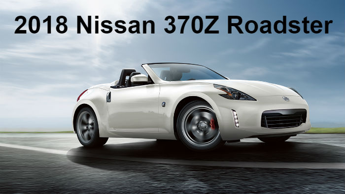 2018 Nissan 370Z Coupe vs. Roadster vs. NISMO Specs and ...