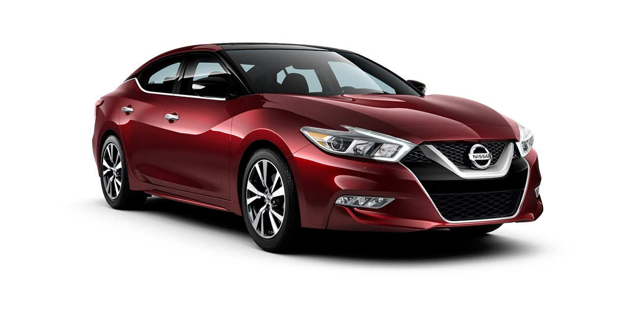2017 Nissan Maxima Exterior Paint Color Choices and ...