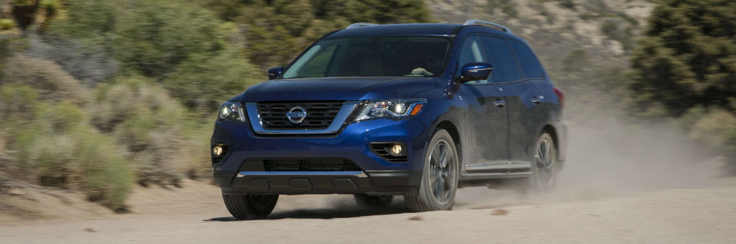 2018 Nissan Pathfinder release date and features