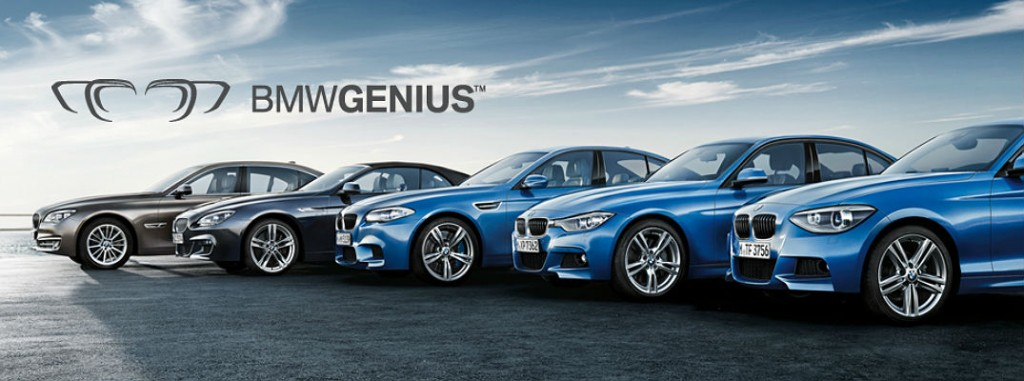 Bmw Genius Job Role