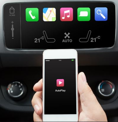 2017 bmw 5 series wireless apple carplay. Black Bedroom Furniture Sets. Home Design Ideas