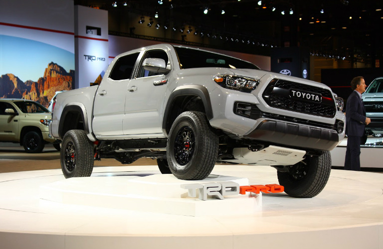 2017 toyota tacoma trd pro release date and features. Black Bedroom Furniture Sets. Home Design Ideas