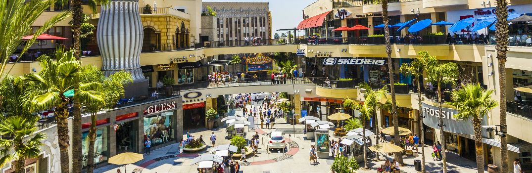 Experience First-Rate Shopping in the Los Angeles-Area