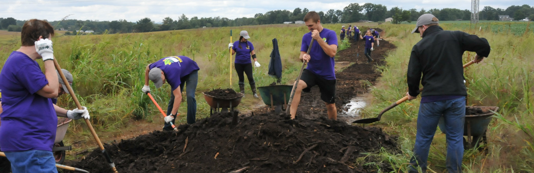 Toyota Team Members Give Back to Nature for National Public Lands Day