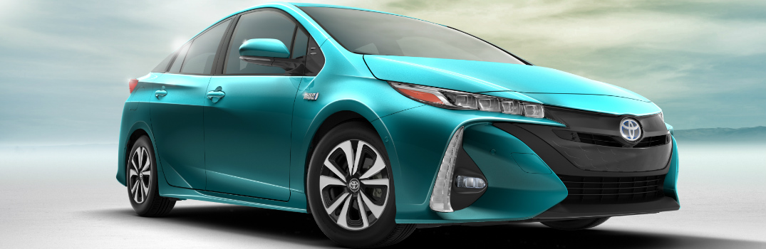 Test Drive the Prius Prime without Setting Foot in the Car with Virtual Reality Technology