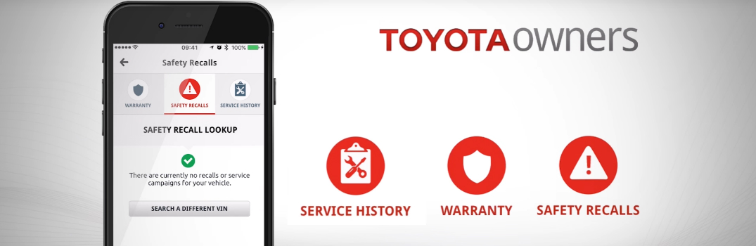 Toyota Owners Smartphone App Offers Many Useful Resources