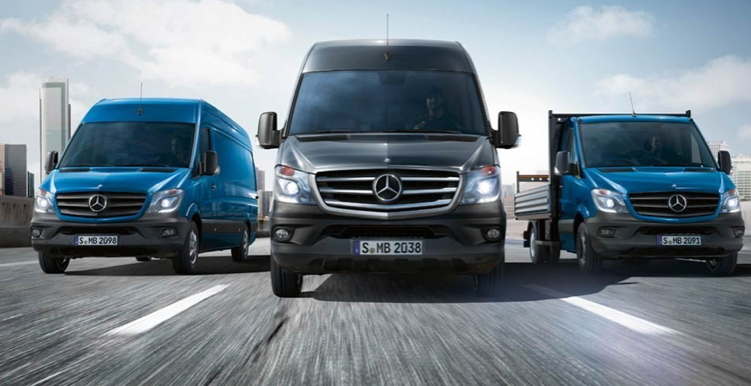Sprinter gets a towing boost baker motor company for Mercedes benz sprinter towing capacity