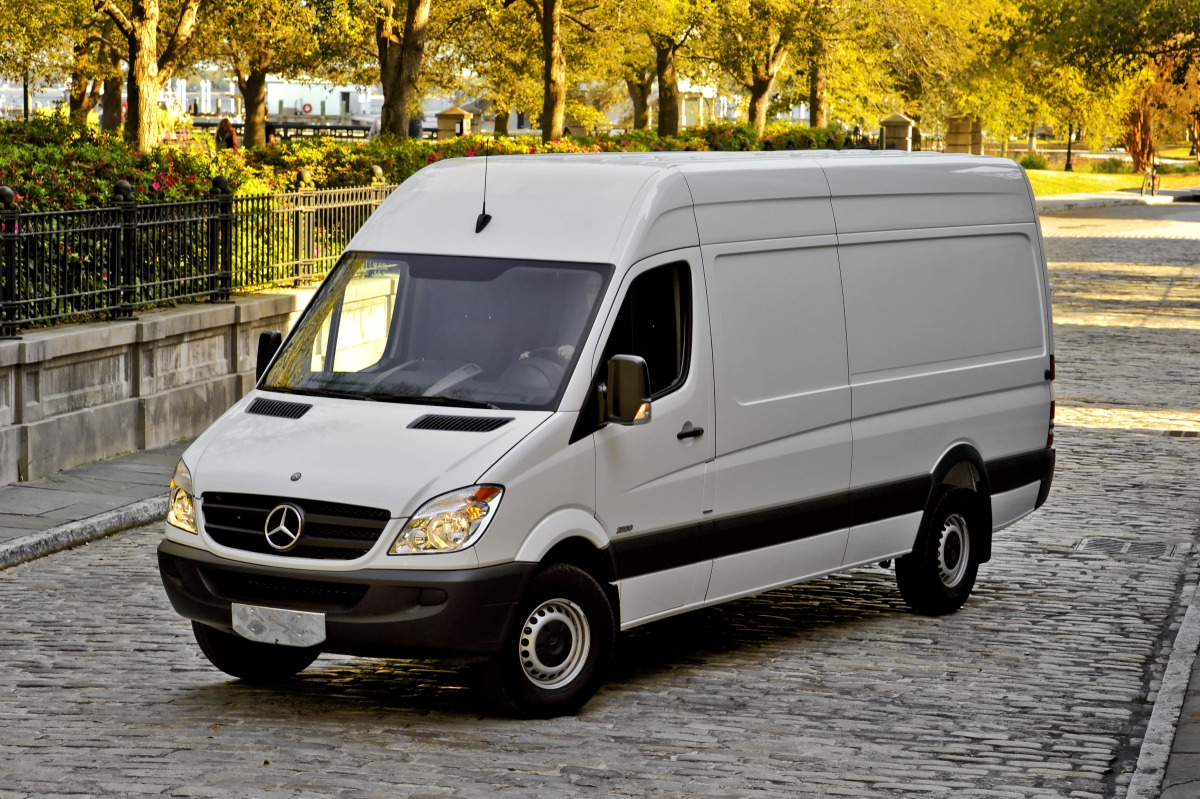 Spotlight on sprinter stories mercedes benz sprinter for Mercedes benz sprinter service