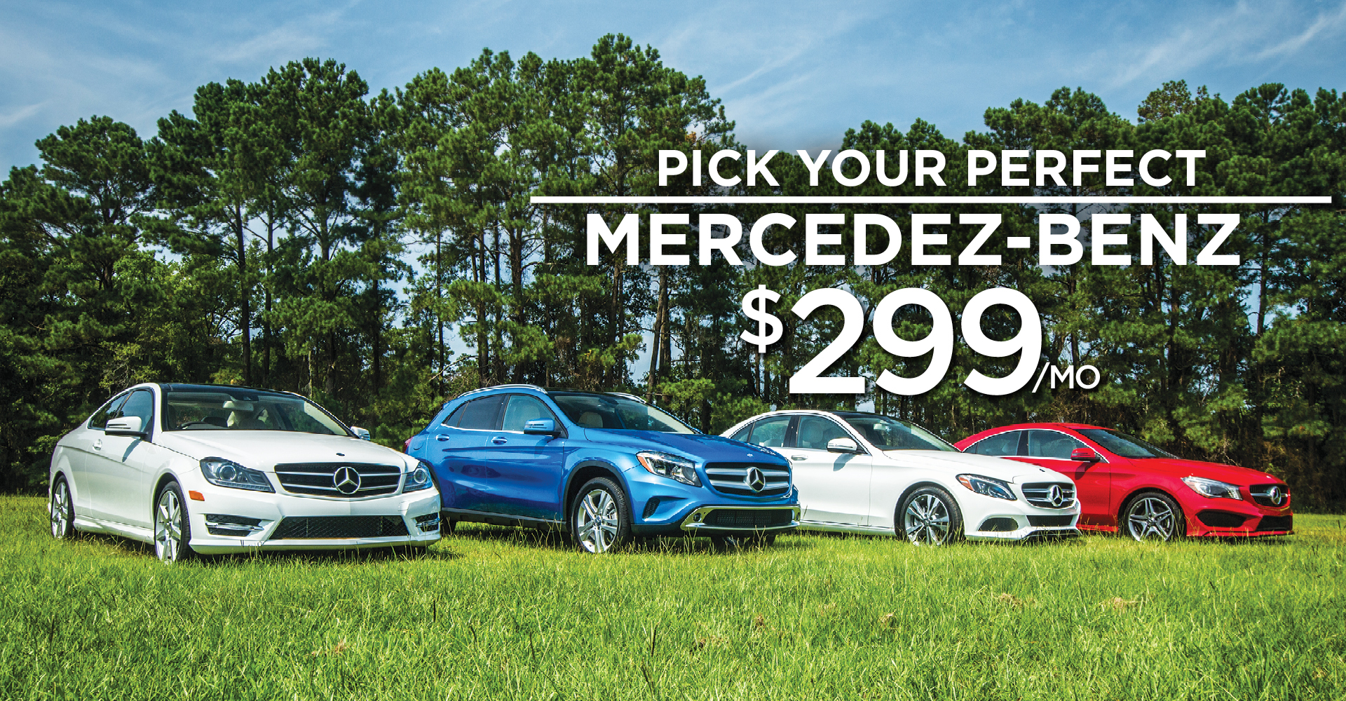 Pick your perfect at baker motor company charleston sc for Baker mercedes benz charleston sc