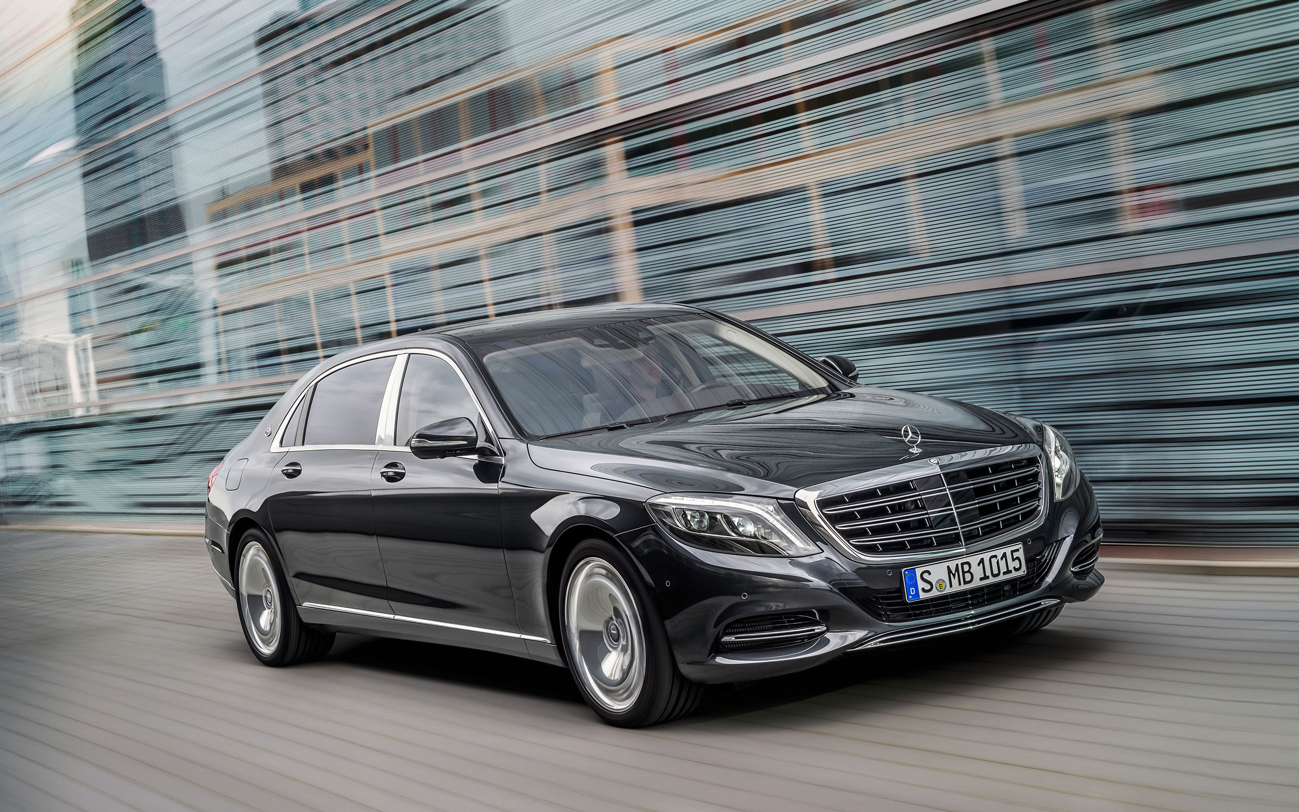 Baker Motor Company's Five Favorite Luxuries of the Mercedes-Benz ...