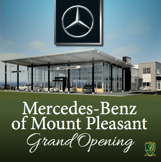 baker motor company opens second lowcountry mercedes benz dealership in mount pleasant baker. Black Bedroom Furniture Sets. Home Design Ideas