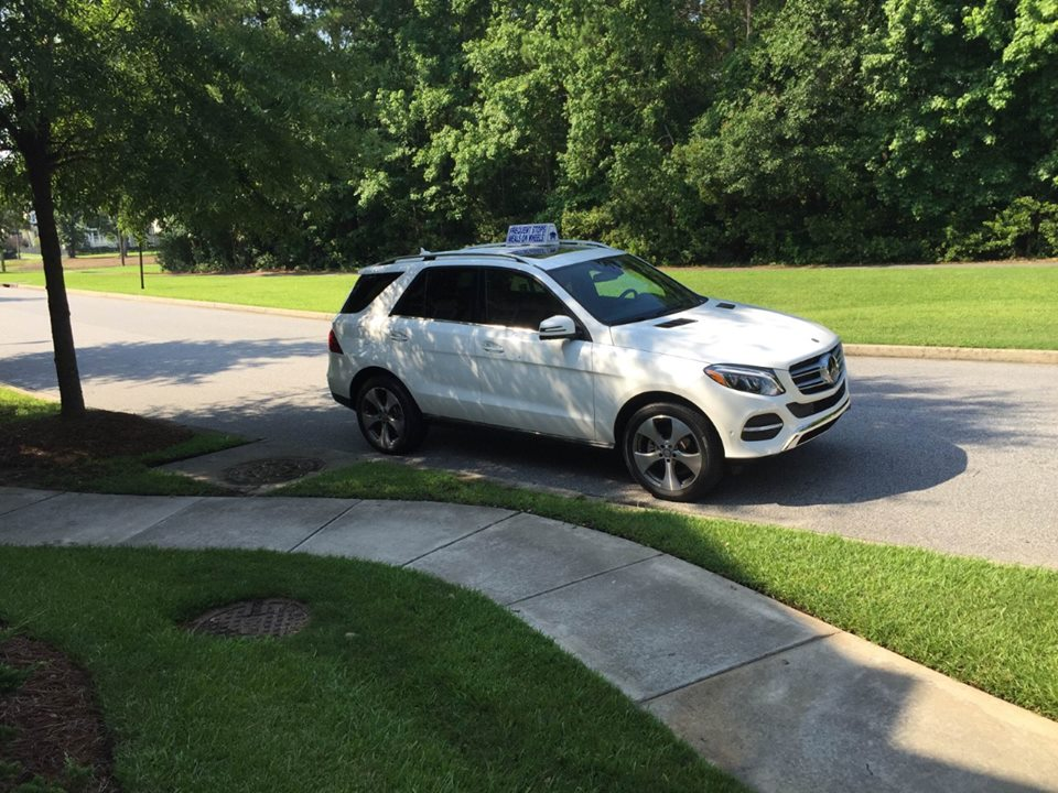 Serving the Community with a Mercedes-Benz GLE