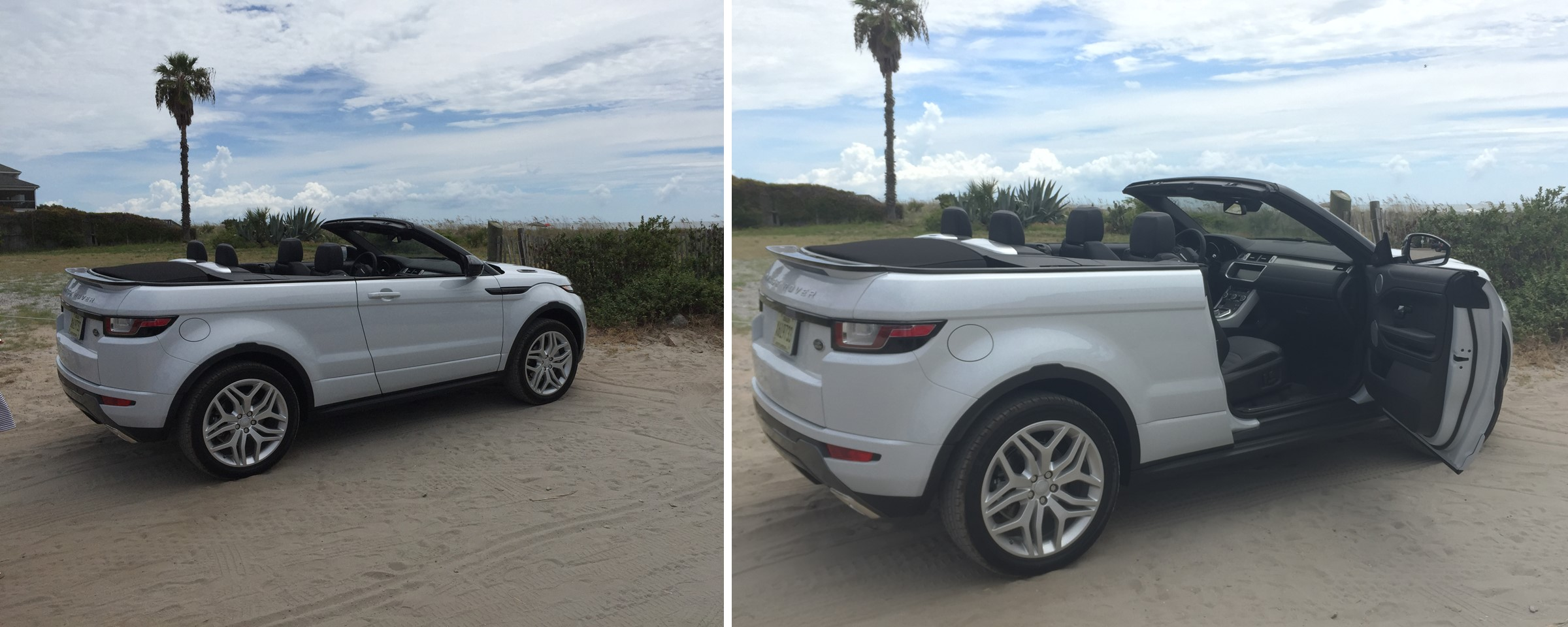 Spanning the gap a review of the range rover evoque for Baker motor company land rover