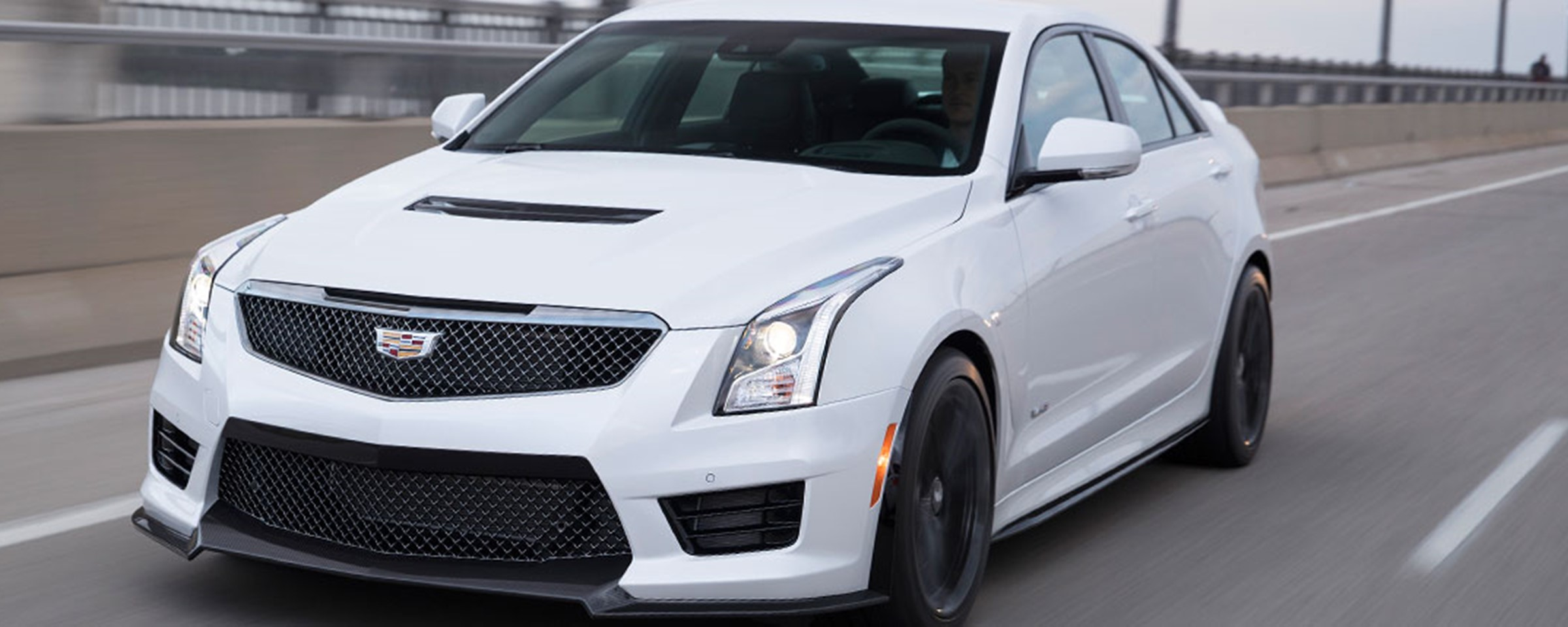 The Cadillac Ats V Coupe Carbon Black Package Baker