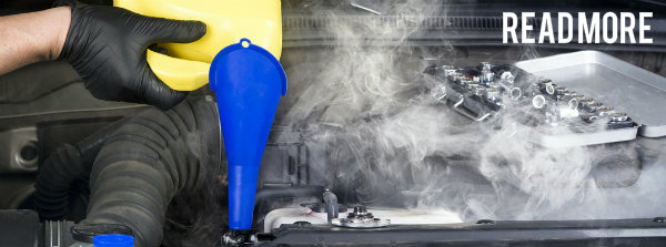 How to Avoid an Overheating Vehicle
