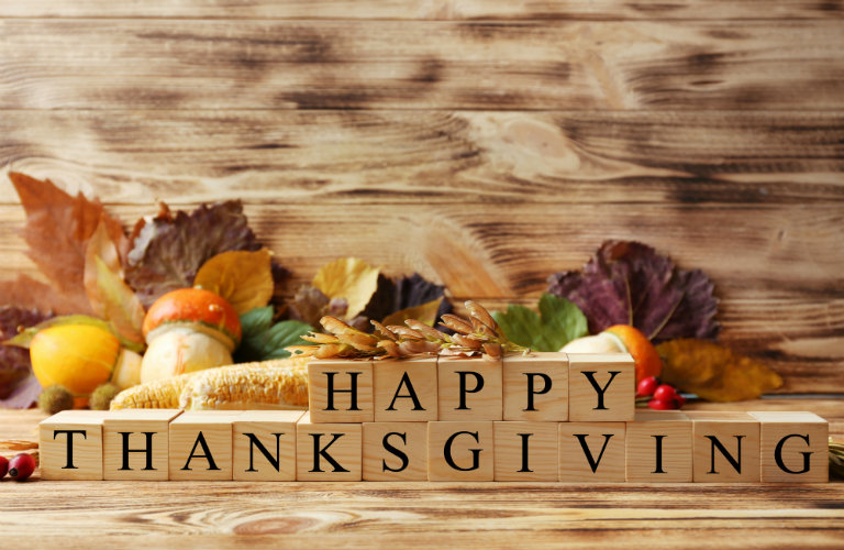 Happy Thanksgiving from Mike Maroone Body Shop and Collision Center