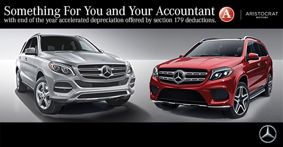 Something For You And Your Accountant Aristocrat Motors