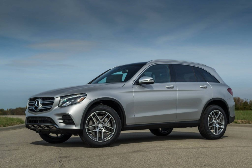 The Mercedes Benz Glc Is Motor Trend 39 S 2017 Suv Of The