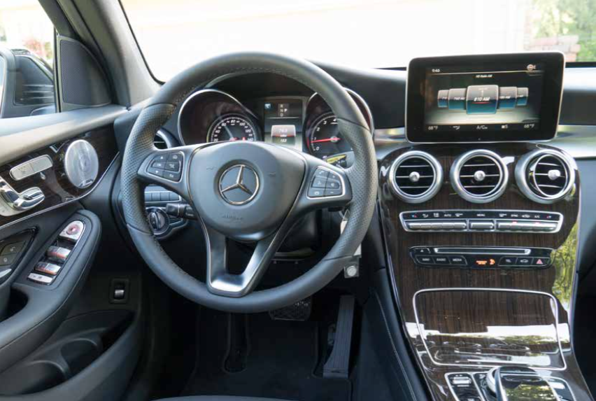Mercedes Benz Glc 300 Is A Vehicle For All Seasons