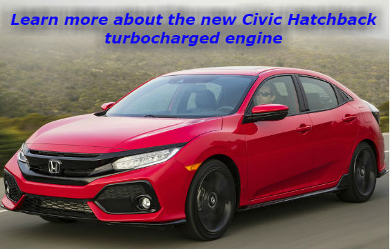 Wonderful Learn More About The New Civic Hatchback Engine