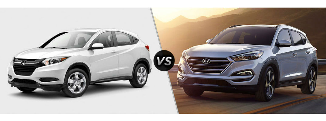 2017 honda hr v ex l vs 2017 hyundai tucson limited for 2017 hyundai tucson vs 2017 honda crv