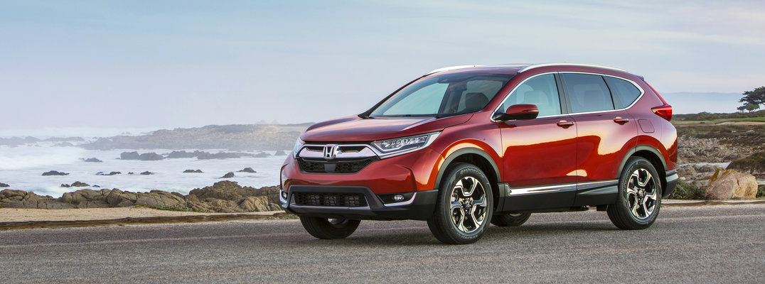 2017 Honda CR-V Fuel Economy Numbers