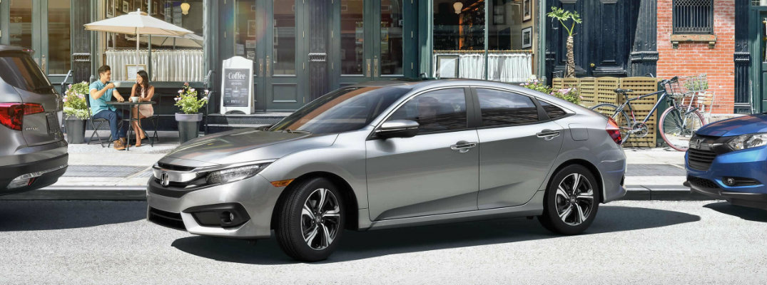 2017 Honda Civic Wins Overall Best Buy of the Year Award