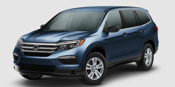 2017 honda pilot color options and trim level choices. Black Bedroom Furniture Sets. Home Design Ideas