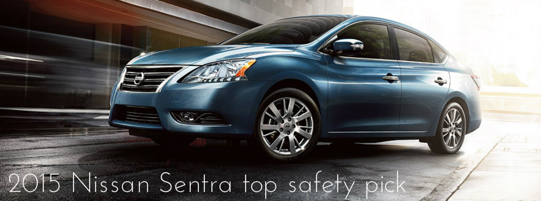 2015 nissan sentra safety features. Black Bedroom Furniture Sets. Home Design Ideas