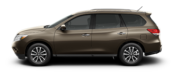 View The New 2016 Nissan Pathfinder Colors