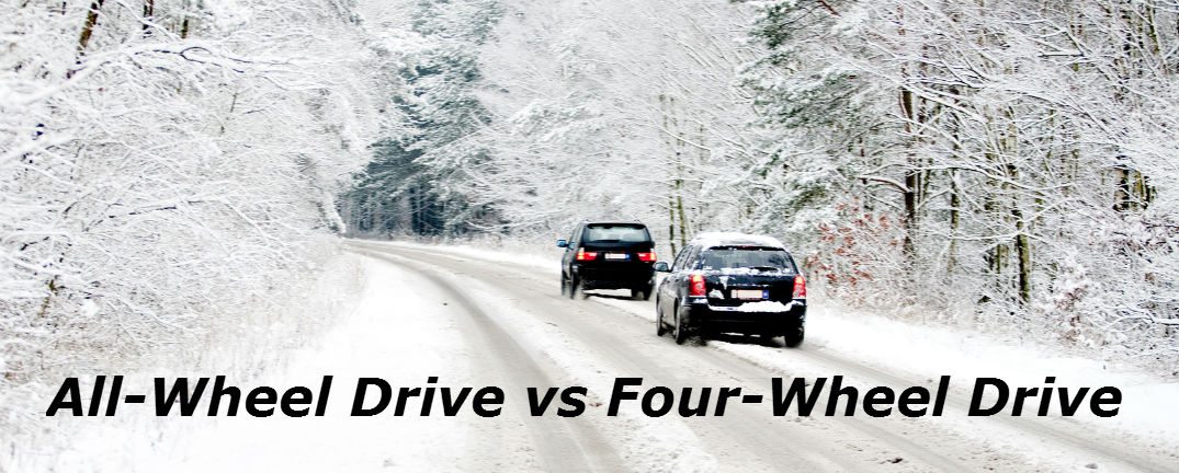 Difference between all-wheel drive and four-wheel drive finally explained