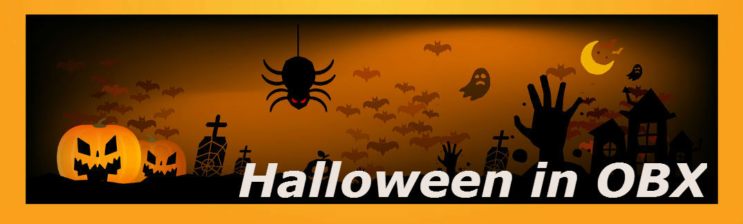 2016 Halloween Events in OBX