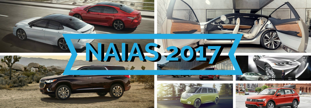 Complete highlights from the 2017 NAIAS