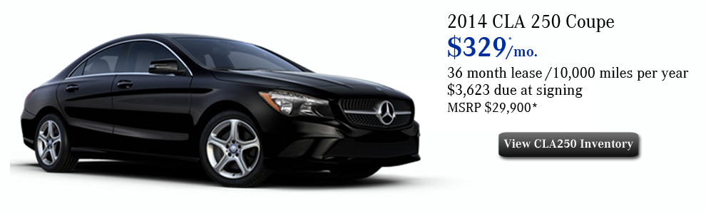 Affordable lease specials now available at summer sales for Mercedes benz north haven ct