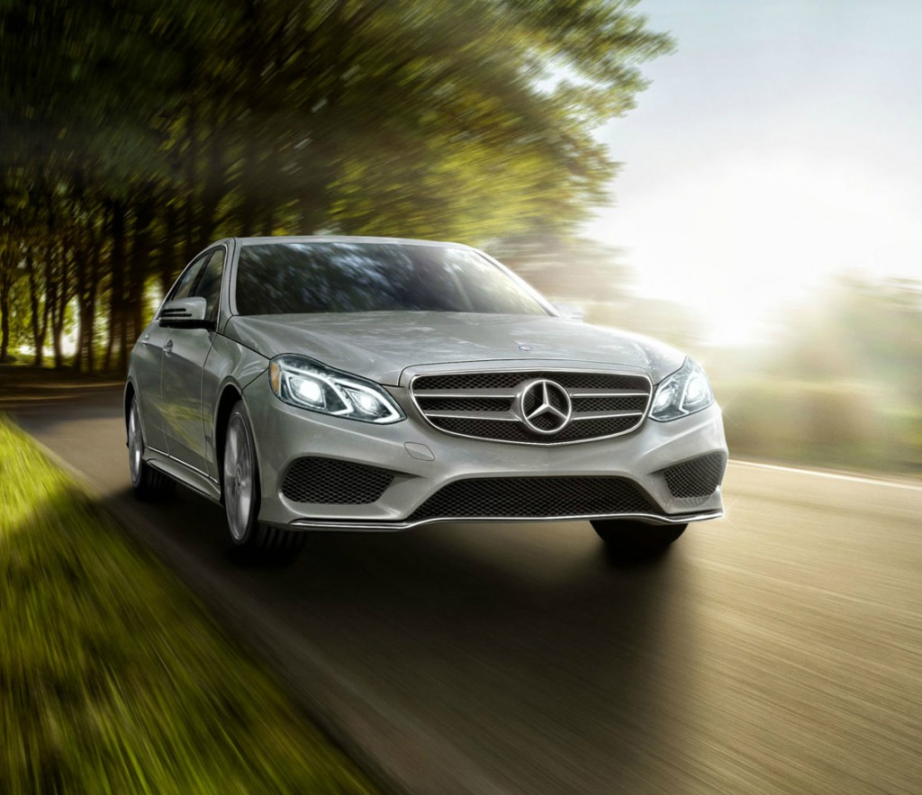 Mercedes benz intelligent drive earns top safety ratings for Mercedes benz of north haven