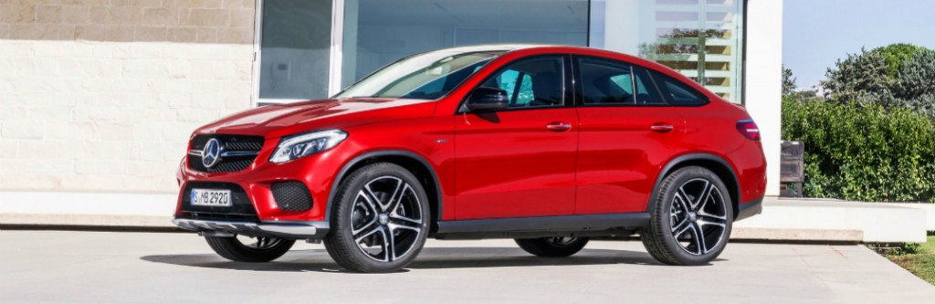 Mercedes benz gle coupe set to arrive this summer for Mercedes benz north haven ct