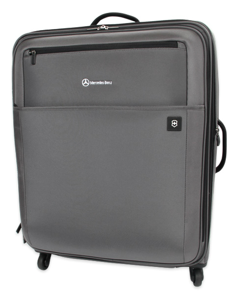 Find the perfect gift for the mercedes loving father in for Mercedes benz suitcase