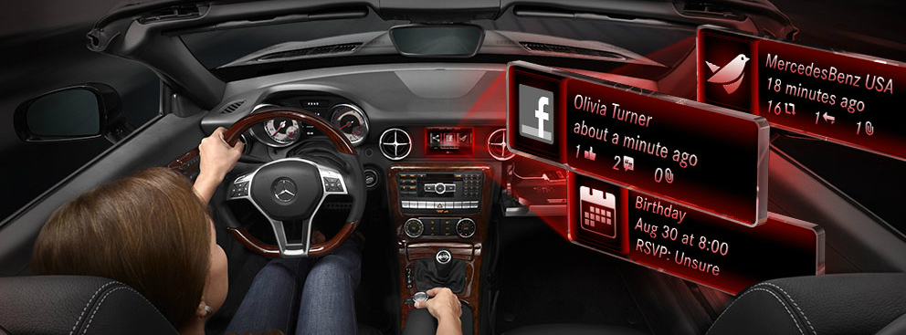 Stay connected at all times with drive kit plus for iphone for Mercedes benz of north haven ct