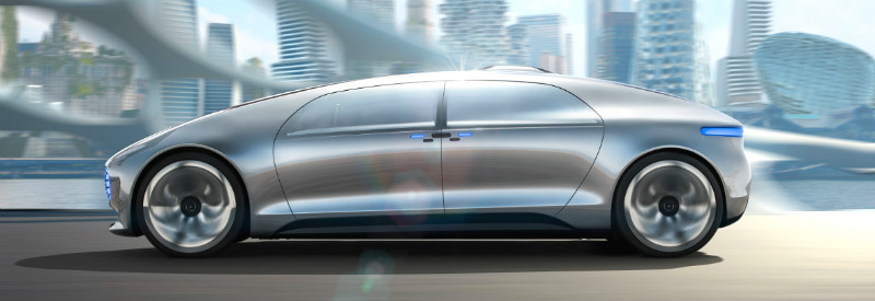New f 015 concept hints to future of mercedes vehicles for Mercedes benz of north haven ct