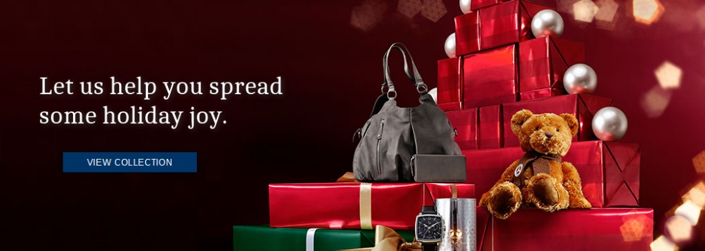 Mercedes benz offers wide variety of holiday gifts for Mercedes benz gift shop