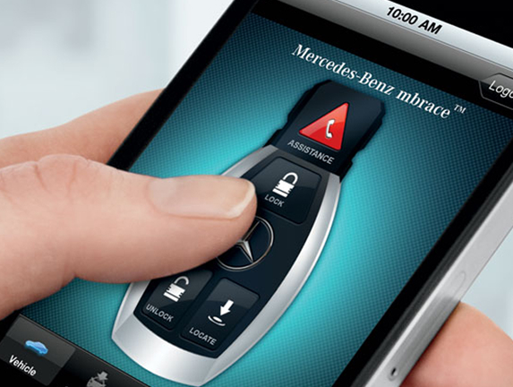 A closer look at the benefits of an mbrace technology for Mbrace mercedes benz