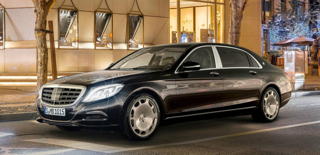 Mercedes maybach s class serves as pinnacle of mercedes for Mercedes benz of north haven