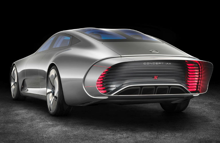 Mercedes benz will produce an all electric model for All electric mercedes benz
