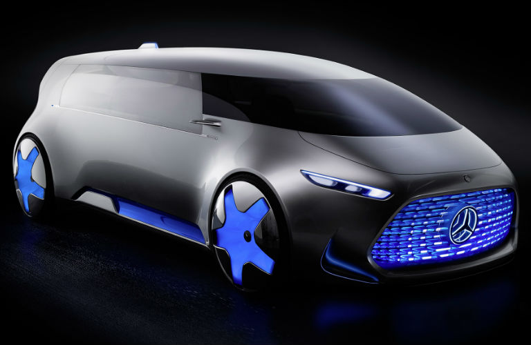 New autonomous mercedes benz vision tokyo concept for Upcoming mercedes benz models