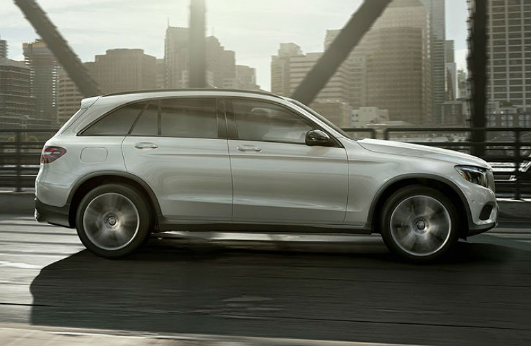 2016 mercedes benz glc suv engine options and drivetrain